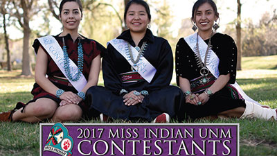 Miss-Indian-UNM-contestants