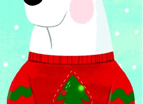 Ugly Sweater Bear