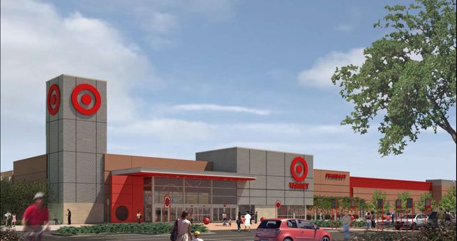 Baltimore Store Rendering
