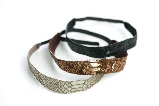 Goody Metallic Croc Headwraps $4.29 each