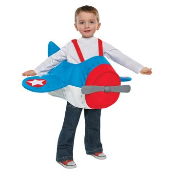 Toddler Airplane Costume - $30.00