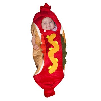 Hot Dog Bunting Infant Costume - $24.99