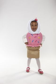 Toddler Ice Cream Cone Costume - $35