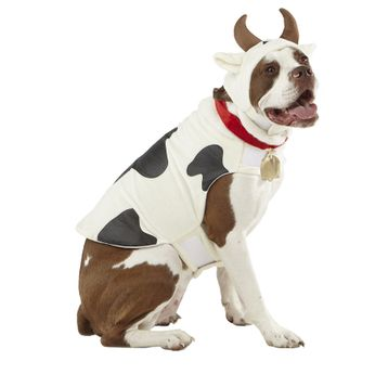 Cow Pet Costume - $10- $14