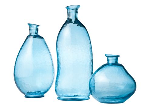 Target Home Vases in Turquoise
