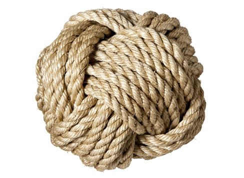 Target Home Rope Decor Ball