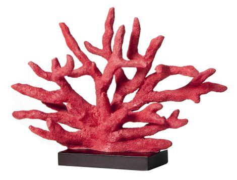 Target Home Coral Piece