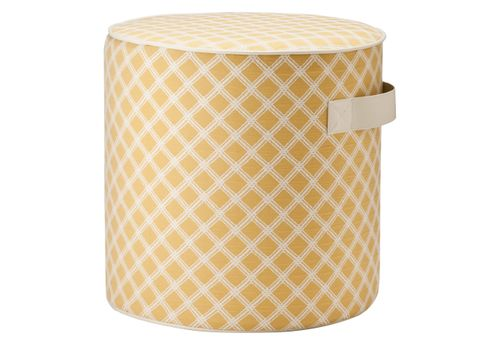 Target Home Ottoman in Yellow