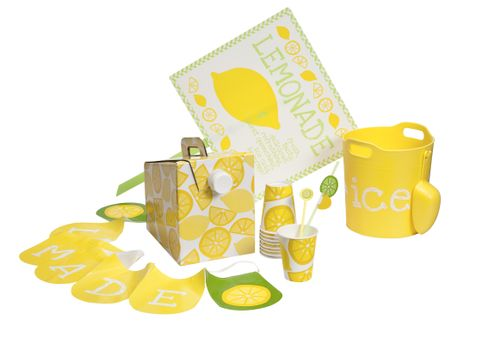 Lemonade Stand Items