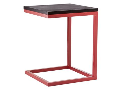 "Target Home ""C"" Accent Table in Red"