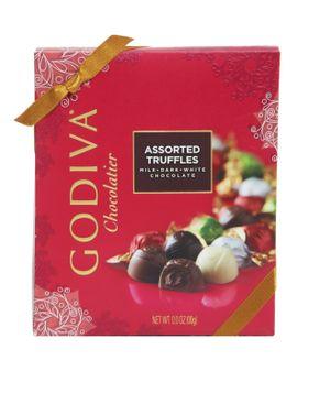 Godiva Dark Chocolate Truffles Nutrition