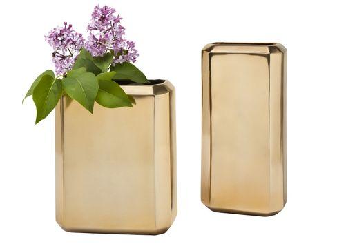 Nate Berkus Brass Vases