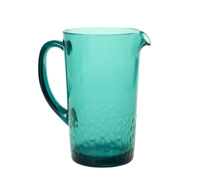 Teal Pitcher