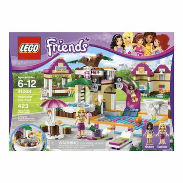 LEGO Friends City Pool