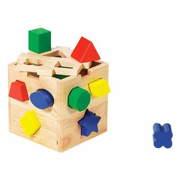 Shape-Sorting Cube