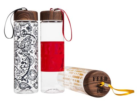 Water Bottles - $13 each (10 meals each)
