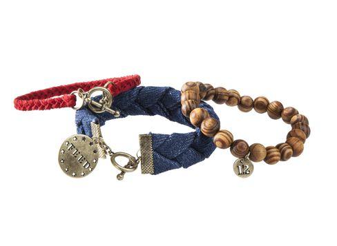 Wrap Charm Bracelet Set - $15 (12 meals)