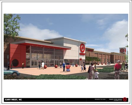 Cary Store Rendering