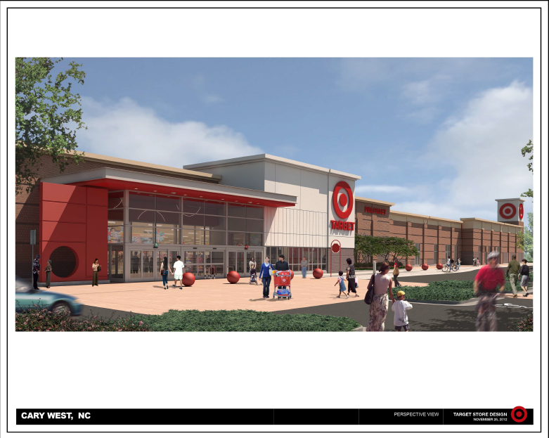 Target to Open New Store in Cary, N.C.