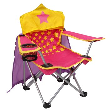 Wonder Woman Kids' Camp Chair