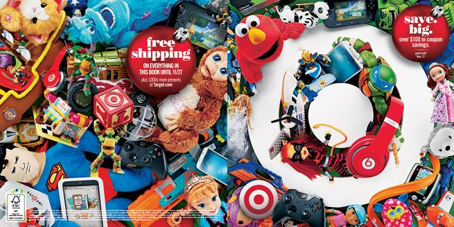 Toy Catalog Cover