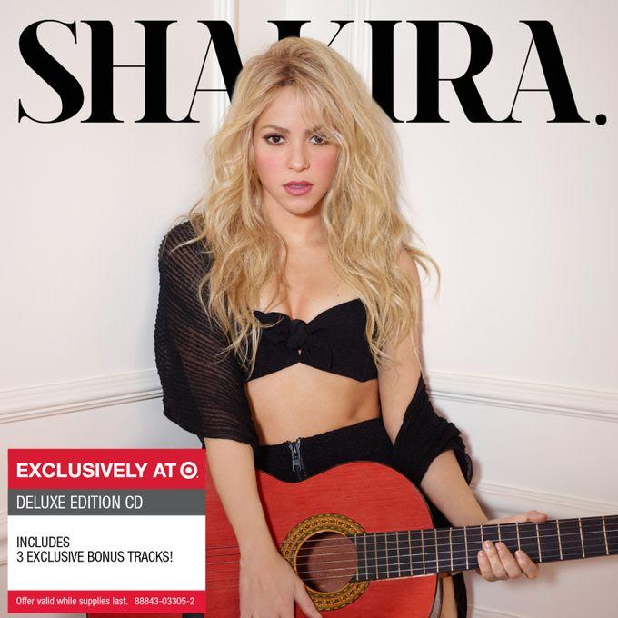 Target exclusive deluxe edition album