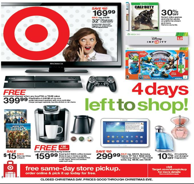 Target Offers Shoppers Convenience and Great Deals on Top Gifts ...