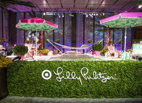 Lilly Pulitzer for Target Announcement Event Imagery 1