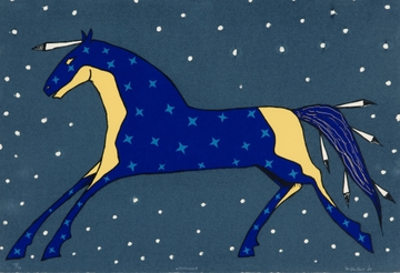 """Night Horse"" - Glen LaFontaine"