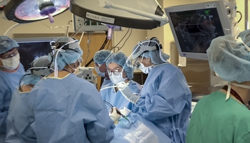 Pediatric Surgery Team