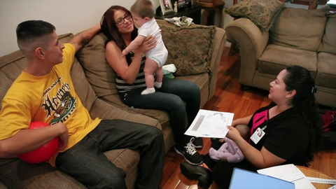 Taking It to the Streets: Nurse Family Partnership Fosters Parenting Skills in At-Risk Communities