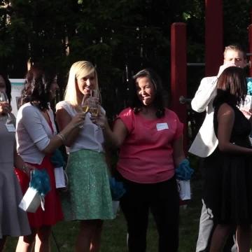 The First Class: BA/MD program celebrates its first graduates