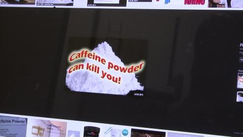 NM Poison Center joins FDA in warning about caffeine powder
