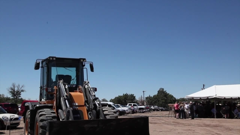 North Valley clinic breaks ground