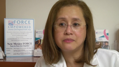 Fear paralyzes women from breast exams