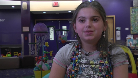 Chronically ill children string struggles and triumphs one bead at a time
