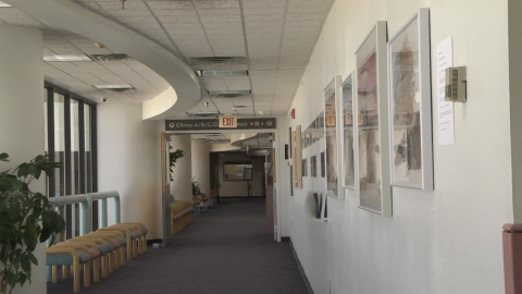 New exhibit features healing art by patients