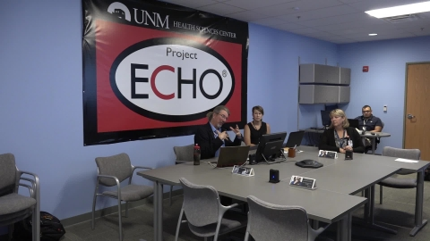 Tele ECHO clinic extends reach to New Mexico nurse clinicians and midwifes