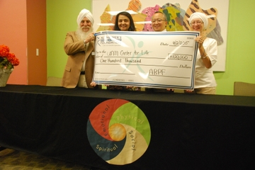 UNM Center for Life receives grant