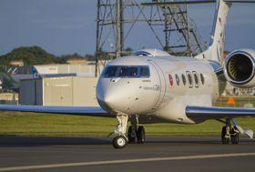 GULFSTREAM G500 HACE SU DEBUT EUROPEO EN EL FARNBOROUGH INTERNATIONAL AIRSHOW