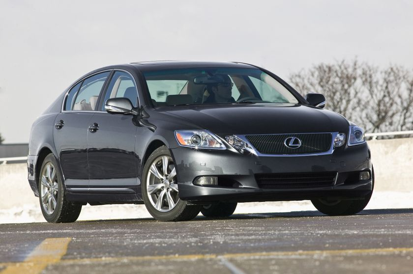 the 2011 lexus gs 350 awd poised in all conditions. Black Bedroom Furniture Sets. Home Design Ideas