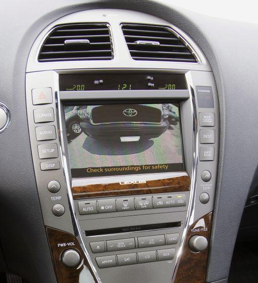 2011 Lexus ES350 26
