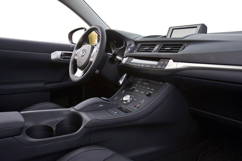 2011 Lexus CT 200h 59