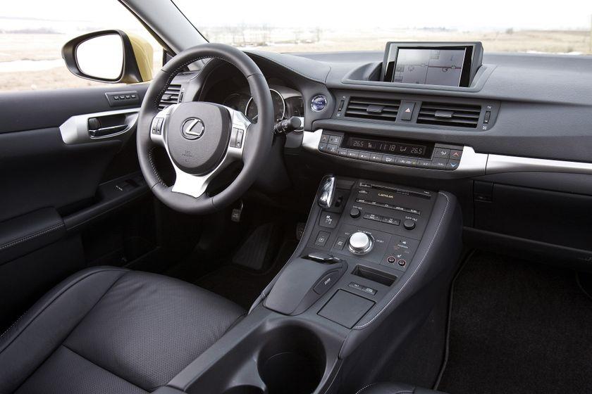 2011 Lexus CT 200h 58