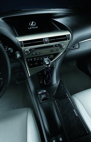 2013 Lexus RX Interior 001