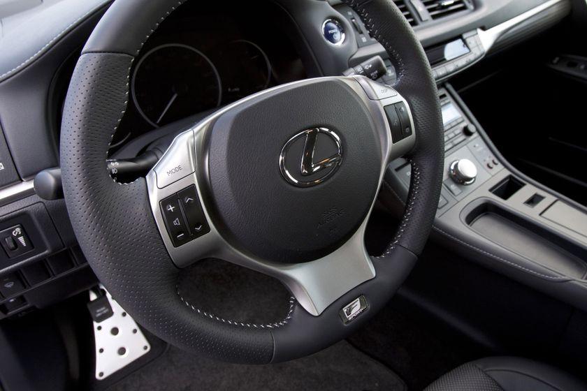 2012 Lexus CT 200h F-Sport 20