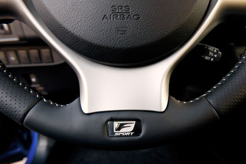 2012 Lexus CT 200h F-Sport 22