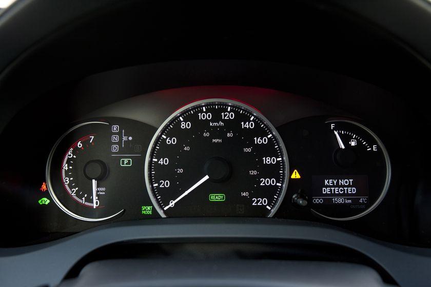 2012 Lexus CT 200h F-Sport 24