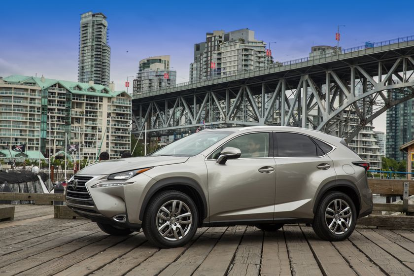 the 2015 nx :: lexus proves that a sexy, premium compact suv can