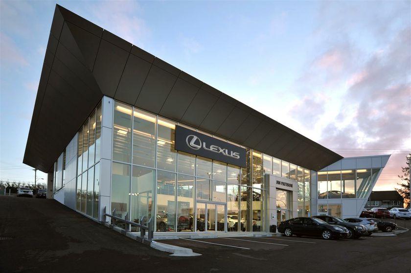 Jim Pattison Lexus Victoria Opens Brand New StateOfTheArt - Lexus dealership toronto